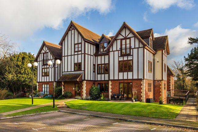 Thumbnail Flat for sale in Wonham Place, Eastbourne Road, South Godstone, Godstone