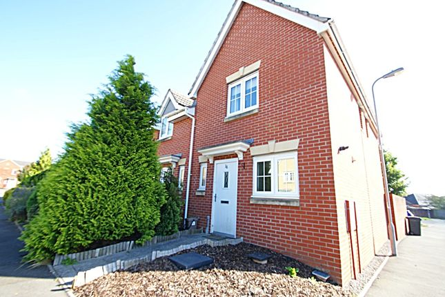 Thumbnail Semi-detached house to rent in Willowbrook Gardens, St. Mellons, Cardiff