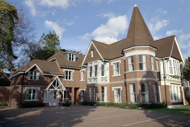 Thumbnail Town house for sale in Pinewood Road, Branksome Park, Poole, Dorset