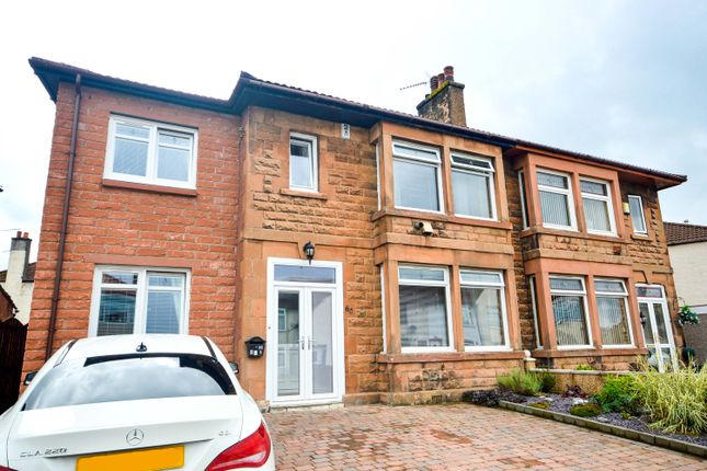 Thumbnail Semi-detached house for sale in Millburn Avenue, Clydebank