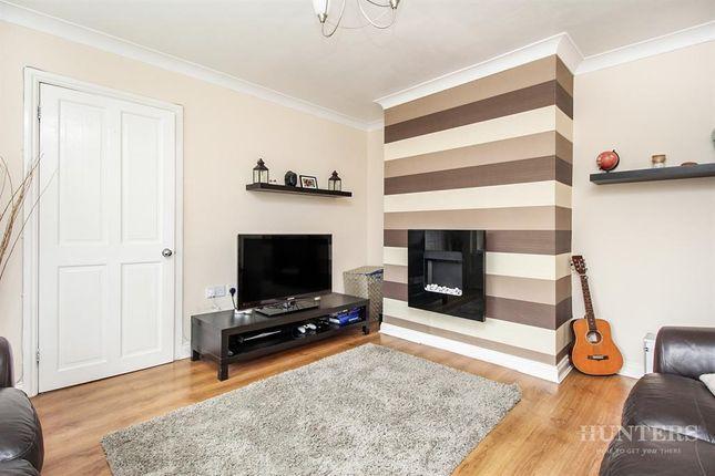 Living Room of Castleford Road, Hylton Castle, Sunderland SR5