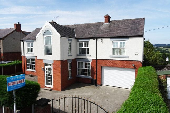 Thumbnail Detached house for sale in Main Road, Stretton, Derbyshire