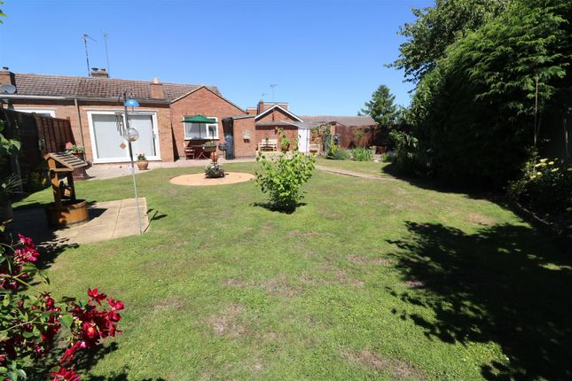 Thumbnail Semi-detached bungalow for sale in Poplar Close, Rushden
