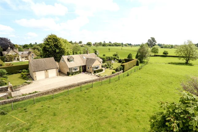 Thumbnail Detached house for sale in Ampney Crucis, Cirencester, Gloucestershire