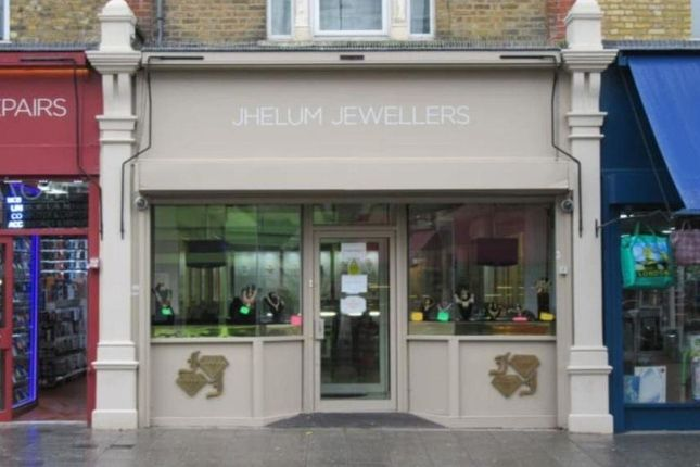 Thumbnail Retail premises to let in 8 High Street, Walthamstow, London