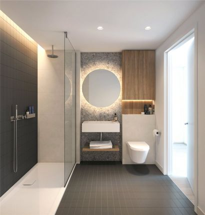 Bathroom of Coda, 198 York Road, London SW11