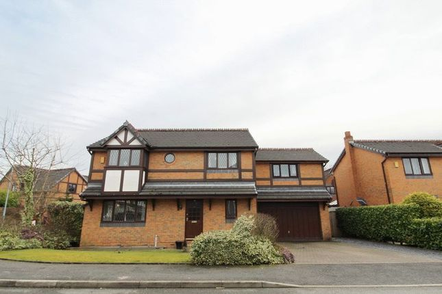 Thumbnail Detached house for sale in Greylag Crescent, Walkden, Manchester