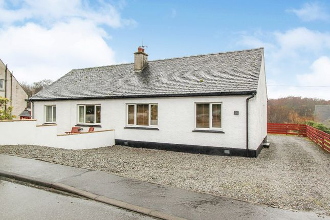 Thumbnail Bungalow for sale in Meadow Road, Dunbeg
