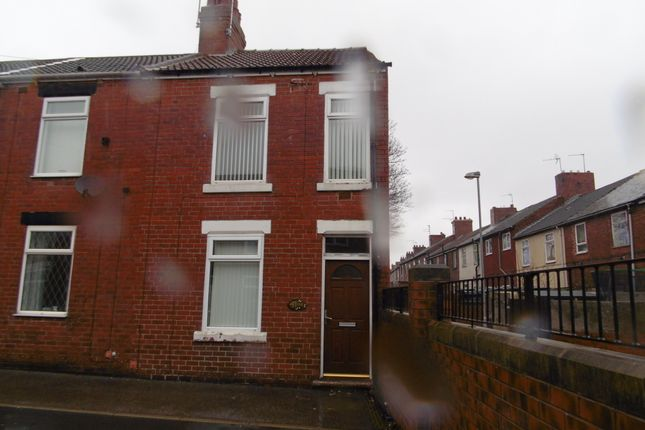 Thumbnail Terraced house to rent in New Street, South Elmsall