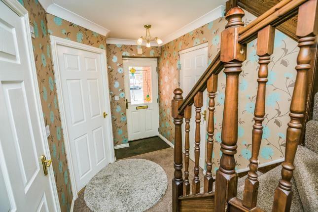 5 bedroom detached house for sale in Glamis Close, Prenton, Merseyside