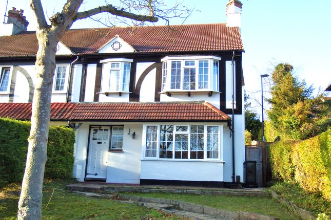 Thumbnail Semi-detached house to rent in Montpelier Road, Purley