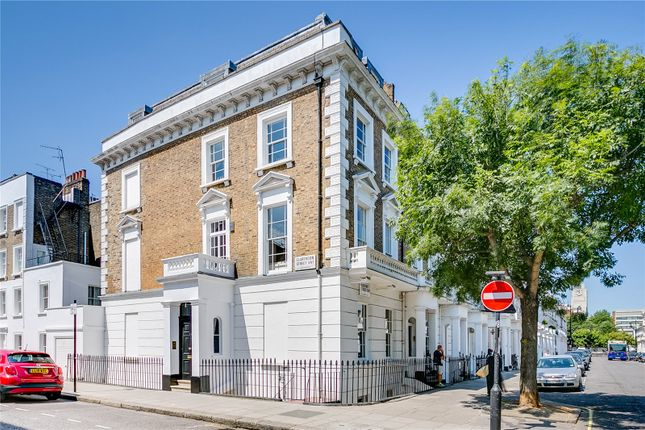 Thumbnail Property for sale in Alderney Street, Pimlico, London