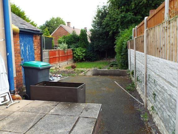 Garden of Vicarage Hill, Rhostyllen, Wrexham, Wrecsam LL14