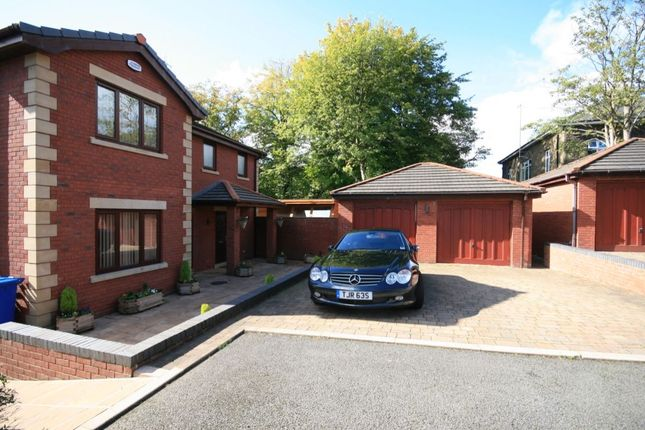 Thumbnail Detached house for sale in Parkwood Court, Rawtenstall, Rossendale