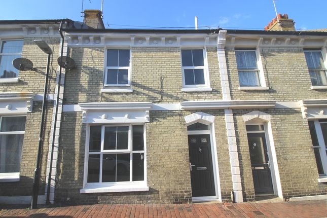 Thumbnail Terraced house for sale in Brightland Road, Old Town, Eastbourne