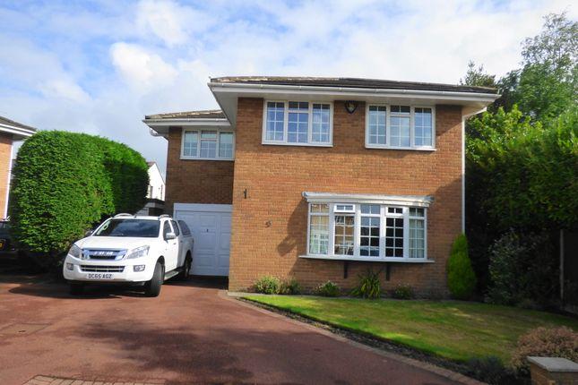 Thumbnail Detached house for sale in Georgian Close, Eccleston Park