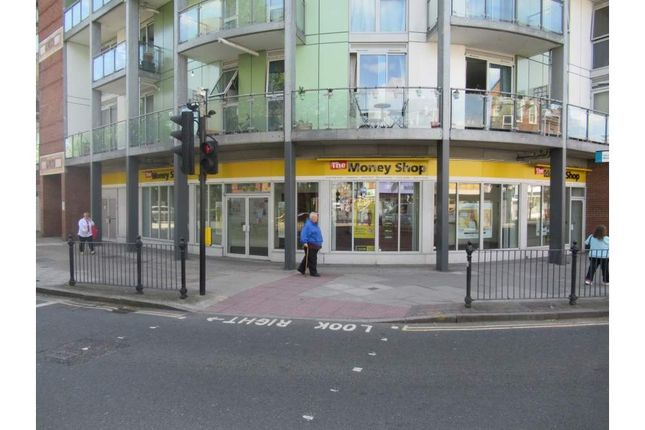 Retail premises to let in 255 Rye Lane, London