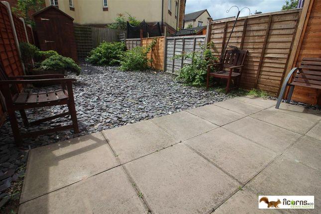 Rear Garden of Manorhouse Close, Walsall WS1