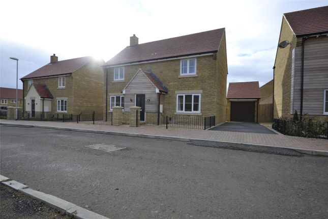 Thumbnail Detached house to rent in Bullfinch Road, Bishops Cleeve