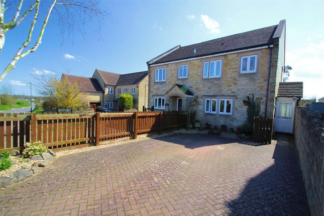 Thumbnail Semi-detached house for sale in France Lane, Hawkesbury Upton, South Gloucestershire