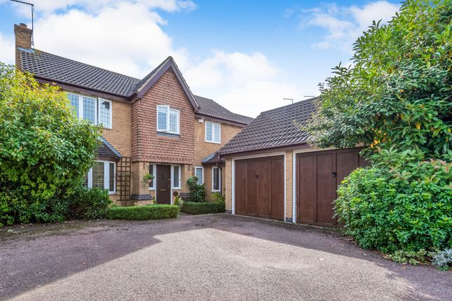 Thumbnail Detached house for sale in Kirby Close, Wootton, Northampton