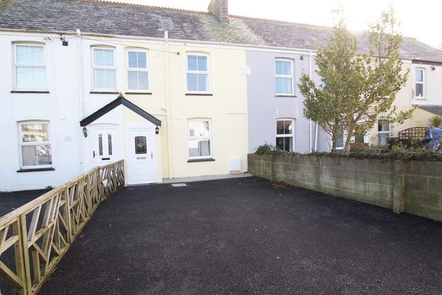 Thumbnail Terraced house to rent in Higher East Street, St. Columb