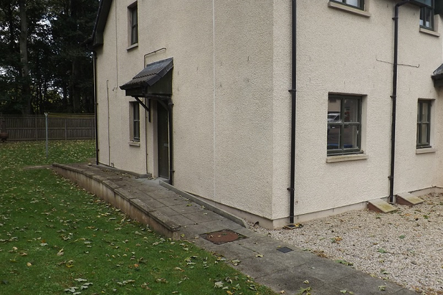 Thumbnail Flat for sale in Teaninich Paddock, Teaninich, Alness
