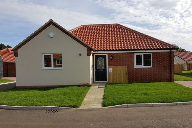 Thumbnail Detached bungalow for sale in Woodgate, Swanton Morley, Dereham