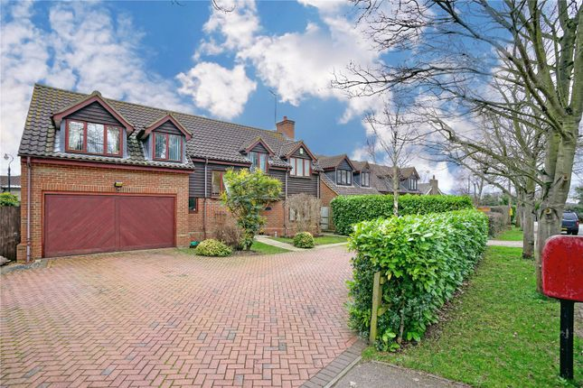 Thumbnail Country house for sale in Spring Hill, Little Staughton, Bedford, Bedfordshire
