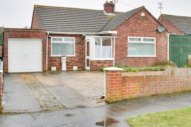 Thumbnail Detached bungalow to rent in Mayfield Road, Huntingdon