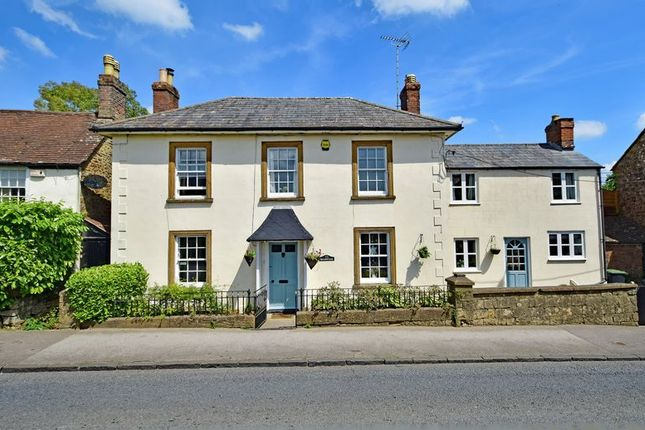 Thumbnail Link-detached house for sale in Yeovil Road, Sherborne