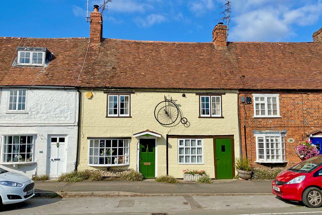 Thumbnail Terraced house for sale in The Street, Crowmarsh Gifford, Wallingford