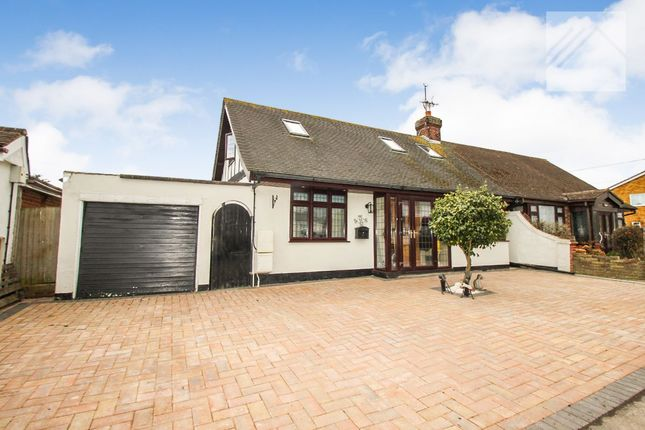 Thumbnail Semi-detached house for sale in Atherstone Road, Canvey Island