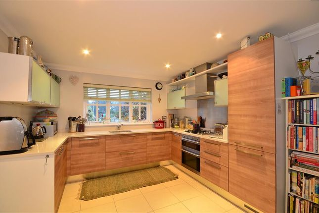 Thumbnail Detached house for sale in Tilemakers Close, Chichester, West Sussex