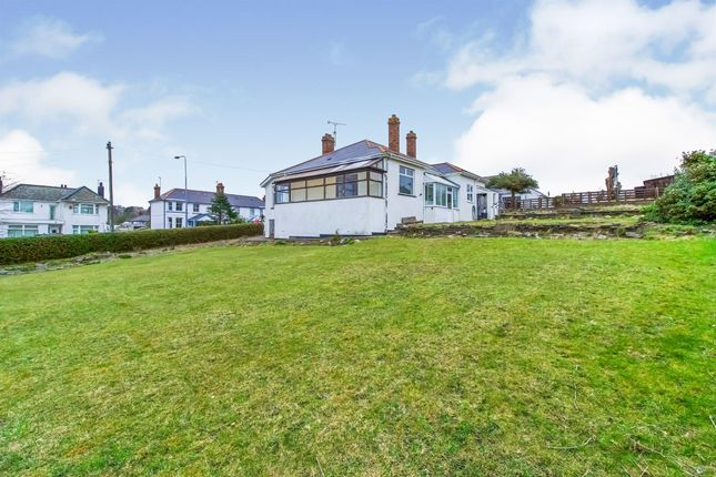 Thumbnail Detached bungalow for sale in The Parade, Barry