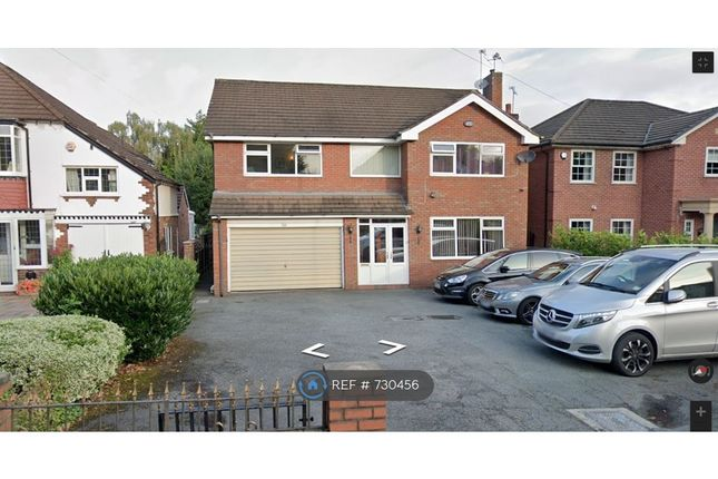 Thumbnail Detached house to rent in Bramhall Lane South, Bramhall, Stockport