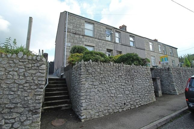 3 bed terraced house for sale in Hendra Road, St. Dennis, St. Austell PL26