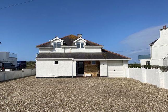 Thumbnail Detached house for sale in Lon St. Ffraid, Trearddur Bay, Holyhead