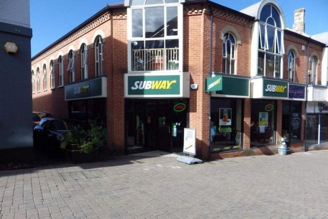 Thumbnail Retail premises to let in 14 - 16 Wote Street, Basingstoke