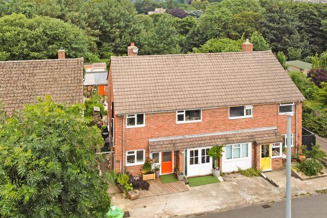Thumbnail Semi-detached house for sale in Rodborough Avenue, Stroud