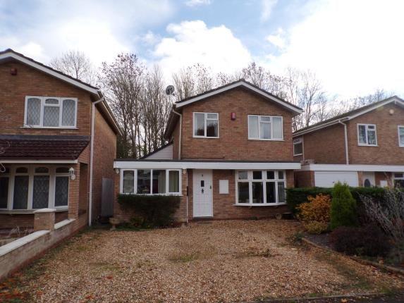 Thumbnail Detached house for sale in Norton Close, Matchborough East, Redditch, Worcestershire