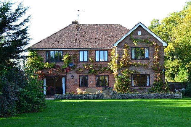 Thumbnail Detached house for sale in Post Office Road, Inkpen, Berkshire
