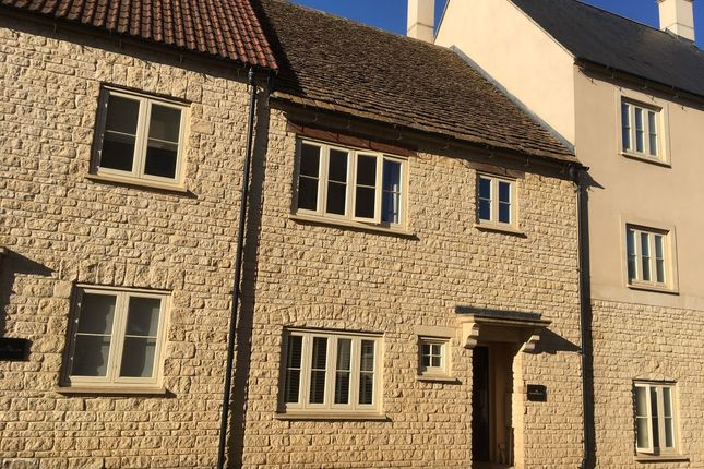 Thumbnail Terraced house for sale in Norton St. Philip, Bath