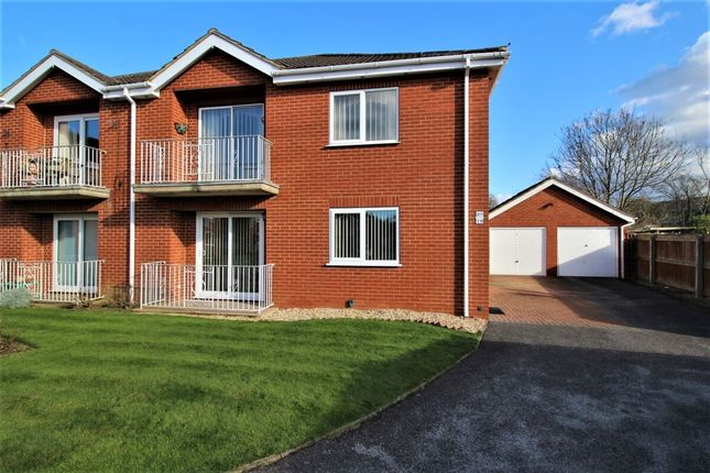 Thumbnail Flat for sale in St. James Court, Grimsby