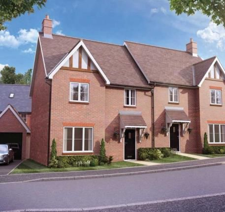Thumbnail Semi-detached house for sale in Buckton Fields Home Farm Drive, Boughton, Northampton, Northamptonshire