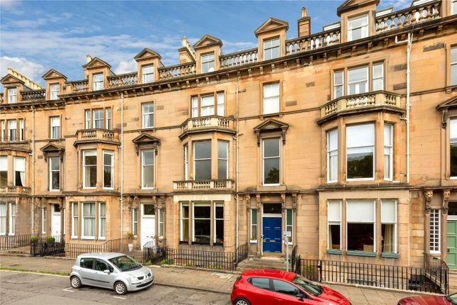 Thumbnail Flat for sale in 11 Gf Belgrave Crescent, West End, Edinburgh
