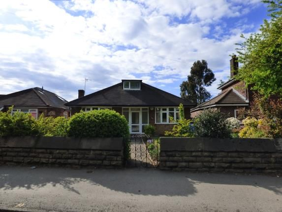 Thumbnail Bungalow for sale in Washway Road, Sale, Trafford, Greater Manchester