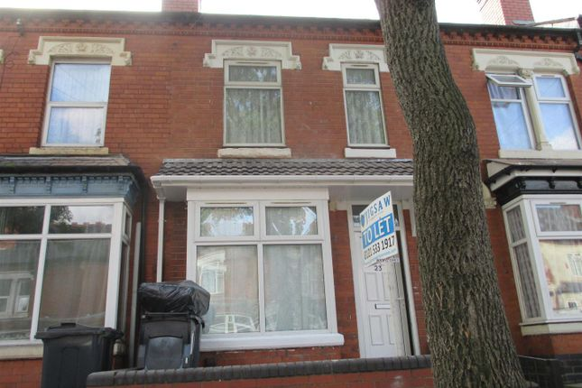 Thumbnail Shared accommodation to rent in Greenhill Road, Handsworth