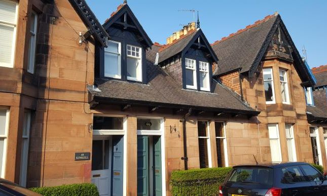 Thumbnail Terraced house to rent in West Holmes Gardens, Musselburgh