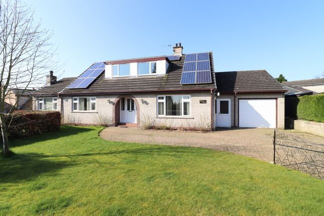 Thumbnail Detached bungalow for sale in Lonning Foot, Rockcliffe, Carlisle